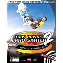 Tony Hawk's Pro Skater 2: Official Strategy Guide for Nintendo 64 (Bradygames Strategy Guides) by Michael Lummis (2001-08-15)