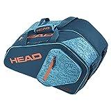 Head Core Combi Borsa Paddle, Unisex Adulto, Unisex Adulto, 283637, Nero, Taglia Unica