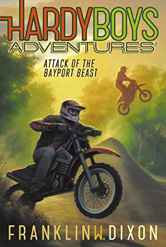 t Beast (Hardy Boys Adventures Book 14) (English Edition) ()