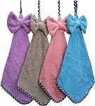 OAN 300 GSM Hanging Hand Towel for Wash Basin, Kitchen Basin (Pack of 3)