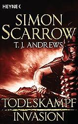 Invasion - Todeskampf (1): Roman (Invasion-Serie) (German Edition)