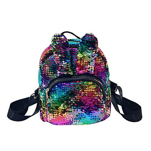TUDUZ Unisex Rucksack Schülertasche Reisetasche Große Kapazität Solide Mittlere Schülertasche Jungen(Mehrfarbig)