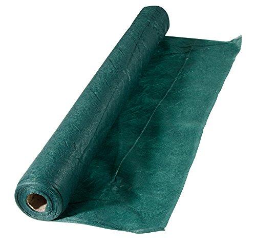 Tessuto TNT 17 verde mini rotoli dimensioni 1.6x20, colore verde