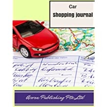 Car Shopping Journal