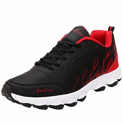 Ben Sports Scarpe da atletica Sportive Running da Uomo Donna nero