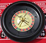 30CM ROULETTE WHEEL WITH BALLS - BRAND NEW