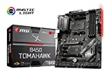 MSI B450 TOMAHAWK Socket AM4 ATX Motherboard for AMD Ryzen Processors
