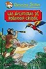 Las aventuras de Robinson Crusoe: Grandes H..