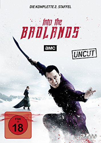 Into the Badlands – Die komplette 2. Staffel [3 DVDs]