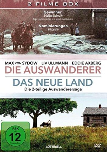 Die Auswanderer / Das neue Land [2 DVDs]