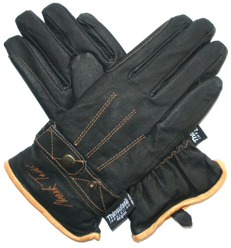 Mark Todd Winter Riding Glove - Black, Medium