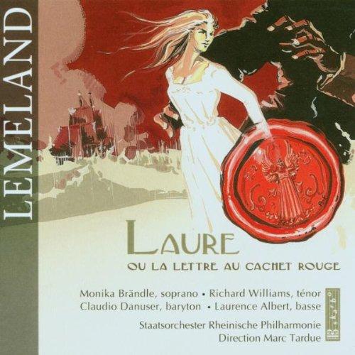 Lemeland : Laure Ou la Lettre au Cachet Rouge