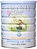 NannyCare Growing Up Goat Milk 900g Pack of 6