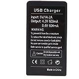 AST Works 5V 400mAh USB EN-EL14 Camera Battery Charger For Nikon D5100 D5200 D5300 P7000