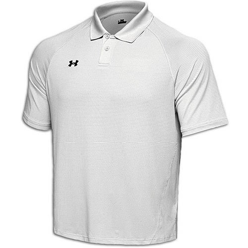 Pour homme Team Grille Polo Weiß