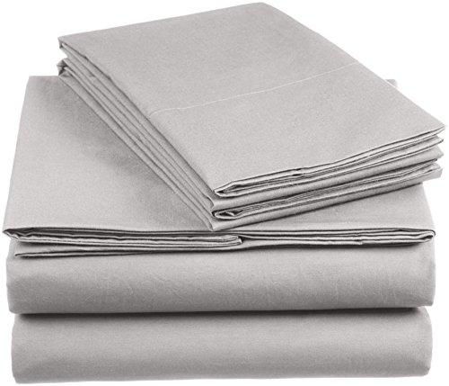AmazonBasics everyday 100% Cotton Duvet Set