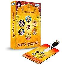 Music Card: Aarti Sangrah - 320 Kbps MP3 Audio (8 GB)