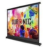 "Duronic DPS /43 Portable Desktop Duronic DPS50/43 Portable Desktop 50"" Projection Screen For | School | Theatre | Cinema | Home Desk Projector Screen 4:3"