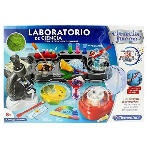 Clementoni Gran Laboratorio De Ciencia, (55242)