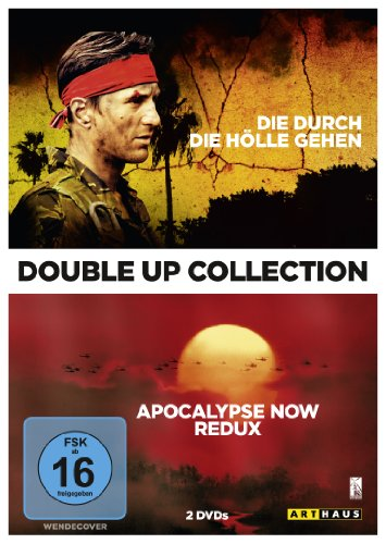Double Up Collection: Die durch die Hölle gehen / Apocalypse Now Redux [2 DVDs]