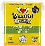 Soulful OnePot Butternut Lentil & Spinach OnePot, 380g