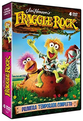 Fraggle Rock Temporada 1 en 4 DVD