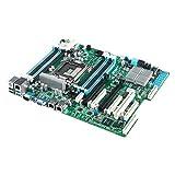 ASUS 90SB0210-M0UAY0 Mainboard Sockel LGA2011 (ATX Intel C602, DDR3 Speicher, VGA, USB 3.0, USB 2.0)