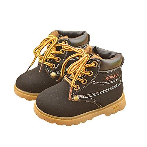 Martin Pretas Menina De De Botas Neve Taiycyxgan Sapatos Crianças Inverno Botas Menino RPqzUR