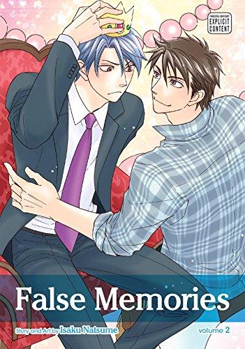 False Memories, Vol. 2 Cover Image