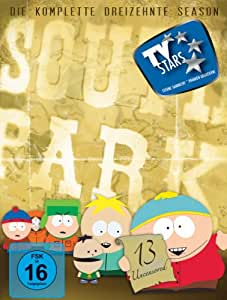 South Park: Die komplette dreizehnte Season [3 DVDs]