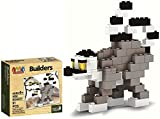 #2: Webby Play and Create Monkey Builders Block Set, Multi Color