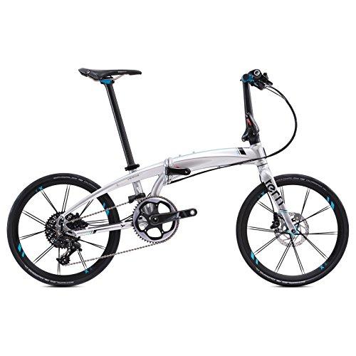 Tern Faltrad Verge X11 20Zoll 11Gang Klapp Fahrrad Faltbar Aluminium Mini...