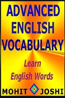 Advanced English Vocabulary (English Edition) par [Joshi, Mohit]