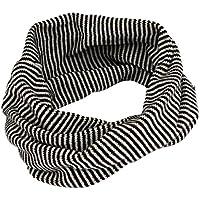 Sannysis® Color de los cordones Kid bufanda; O-ring de punto de lana de bebé bufanda (Gris)