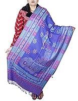 Impresión de la moda india viscosa scarf- larga estola scarves-