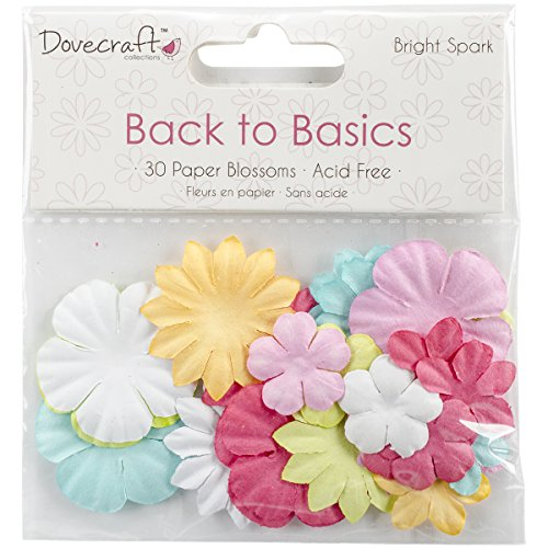 dovecraft-back-to-basics-bright-spark-paper-blossoms