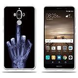 Funda Huawei Mate 9 Carcasa de Silicona, Fina, Ultra Suave con Cubierta Protectora,Dibujo Tema No...