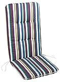 BEST 05101162 Sesselauflage nieder 100 x 50 x 6 cm