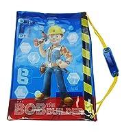 Bob the Builder Swim Bag Gym Tote, 42 cm, Blue