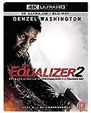 The Equalizer 2 [4K Ultra HD] [Blu-ray] [2018]