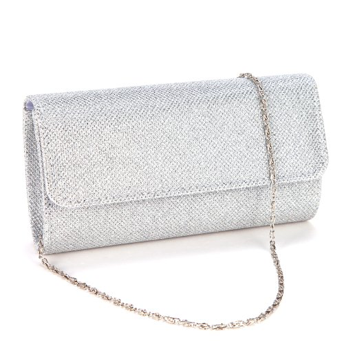 Anladia Elegant Ladies Evening Party Small Clutch Bag Bridal Purse Handbag Crossbody …