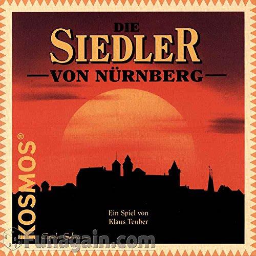 Siedler von Catan 687717 - Die Siedler von Nürnberg