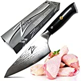 ZELITE INFINITY Honesuki Knife 4.5 inch - Alpha-Royal Series - Best Quality Japanese