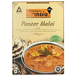 Kitchens of India Paneer Malai, 285g