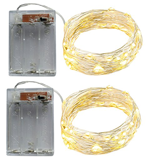 2 file di luci LED ottime.