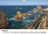 Nordspanien (Wandkalender 2019 DIN A4 quer): Bilder aus dem Norden Spaniens, vom Baskenland, aus Kantabrien, Asturien und Galicien (Monatskalender, 14 Seiten ) (CALVENDO Orte) - Rainer Grosskopf