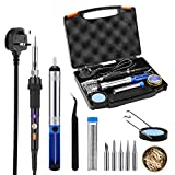 Soldering Iron Kit, Tacklife SKY47AC 60W...