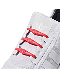 HICKIES 2.0 Performance One-Size Fits All No Tie Elastic Shoelaces (14 HICKIES Shoelaces, Works In All Shoes)