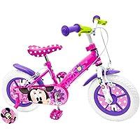 Stamp Minnie Bicycle, Niñas, Pink, 3-5