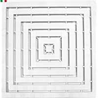 Taupe Feridras 971003/Trittbrett Dusche 3/x 54/x 54/cm